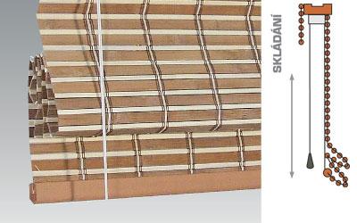 ABOWIND - Bambusové roletky - Feba