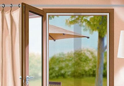 ABOWIND - Siete proti hmyzu - pevné dverné