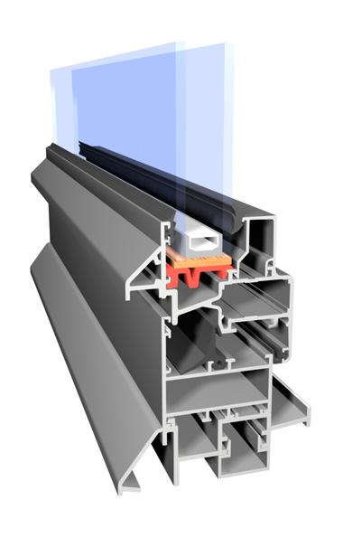 ABOWIND - Ecoline - Hliníkové konštrukcie