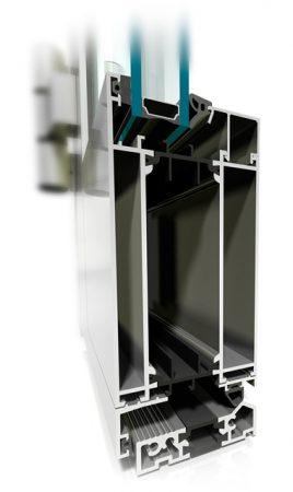 ABOWIND - MB-70 - Hliníkové konštrukcie