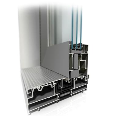 ABOWIND - MB-77hs - Hliníkové konštrukcie