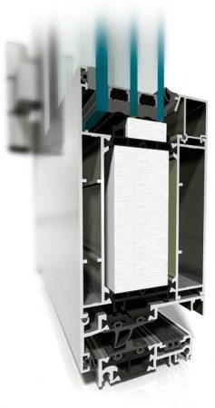 ABOWIND - MB-86 - Hliníkové konštrukcie