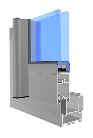 ABOWIND - Slide Cold - Hliníkové konštrukcie