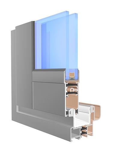 ABOWIND - Slide Plus - Hliníkové konštrukcie